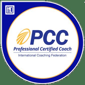 Professional Certified Coach (PCC) Award
